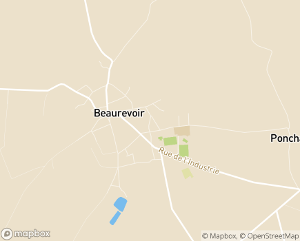 Localisation EHPAD Résidence L'Escaut - 02110 - Beaurevoir