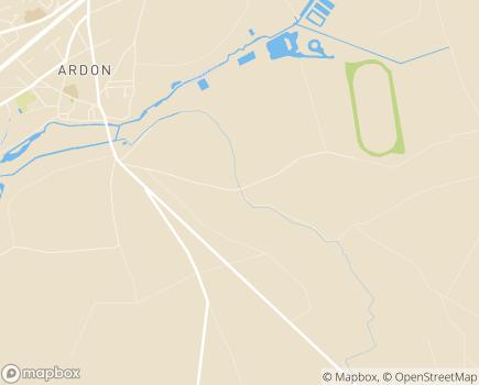 Localisation L'UNION - Union des Associations de Personnes Handicapées du département de l'Aisne, Siège Social Foyer La Moncelle - 02000 - Laon