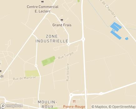 Localisation Avenir Rural - 02000 - Laon