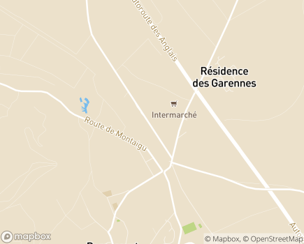 Localisation ADMR de Saint-Erme - 02820 - Saint-Erme-Outre-et-Ramecourt