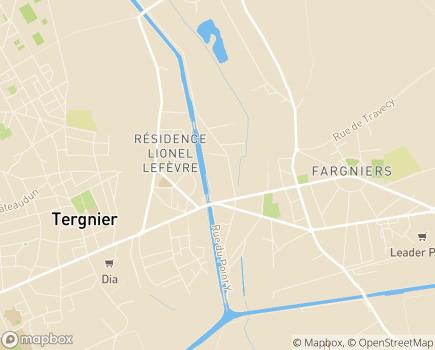 Localisation ADHAP (Handicap - Dépendance) - 02700 - Tergnier
