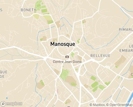 Localisation Prévention Spécialisée - 04100 - Manosque