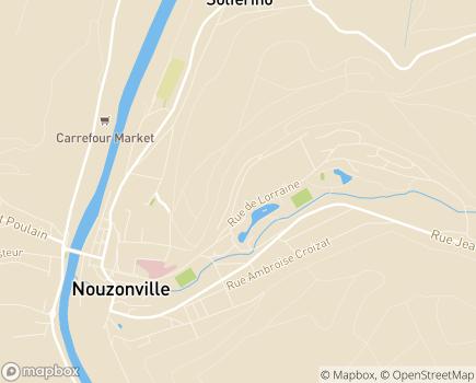 Localisation ADMR des Ardennes - la référence du service à la personne - 08000 - Charleville-Mézières
