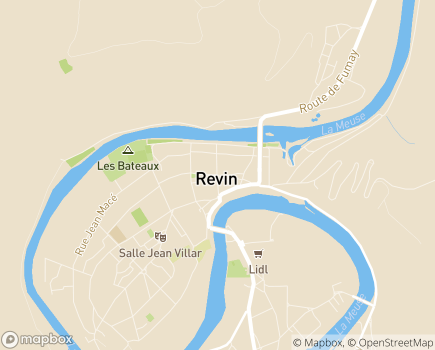 Localisation Arduina Services - 08500 - Revin
