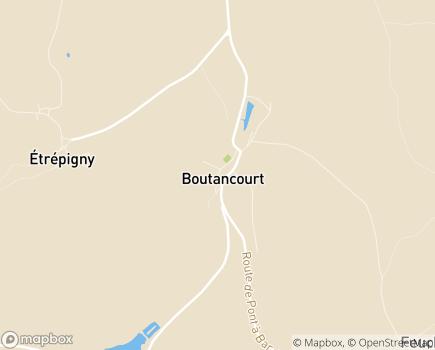 Localisation Association des Papillons Blancs des Ardennes - 08160 - Boutancourt