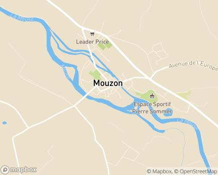 Localisation Hello Domicile - 08210 - Mouzon