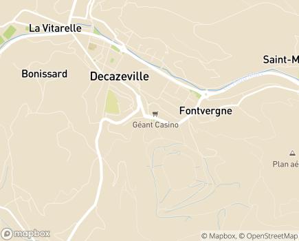 Localisation ADAR - Services à la Personne - 12300 - Decazeville