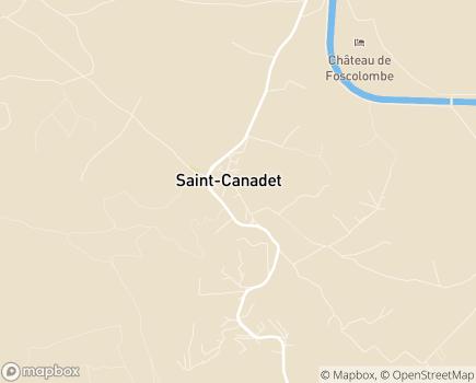Localisation ESAT - Foyers - SAVS Louis Philibert - 13610 - Le Puy-Sainte-Réparade