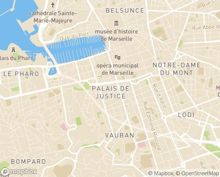 Localisation Entraide - 13254 - Marseille 06