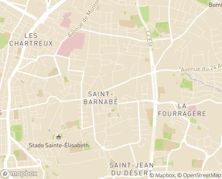 Localisation Papi Mami Assistance - 13012 - Marseille 12