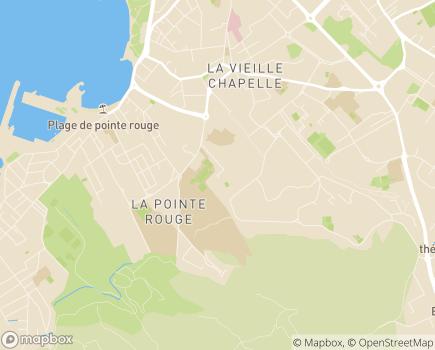 Localisation La Résidence Dorée - 13008 - Marseille 08