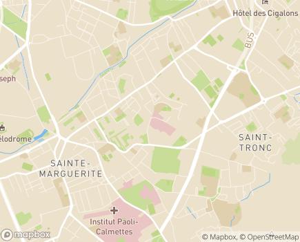 Localisation Diaverum Marseille - 13387 - Marseille 10