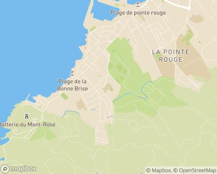 Localisation IRTS PACA Corse Institut Régional du Travail Social - 13267 - Marseille 08