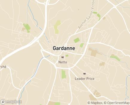 Localisation Abaissons Les Barrières - ALB Conseils - 13120 - Gardanne