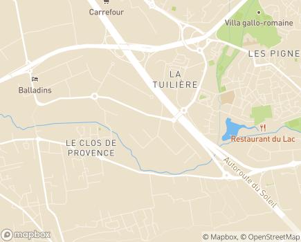 Localisation Perfect Service - 13127 - Vitrolles