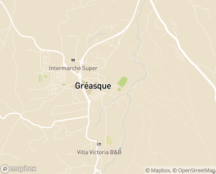 Localisation AGAFPA Service de Soins Infirmiers à Domicile - 13850 - Gréasque