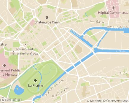 Localisation Mutuelle Familiale de Normandie - 14000 - Caen