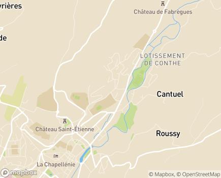 Localisation Emera - EHPAD Maisonnée Le Cap Blanc - 15000 - Aurillac