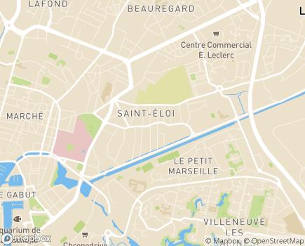 Localisation Age d'Or Services La Rochelle - 17000 - La Rochelle