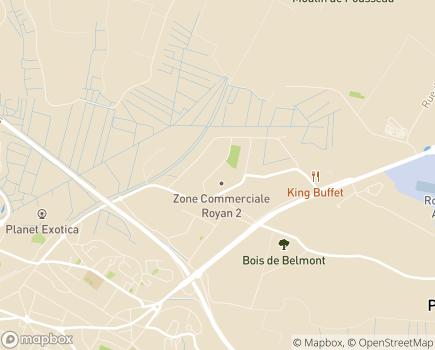 Localisation A.S.A Téléassistance - A.S.A Services à la Personne - 17200 - Royan