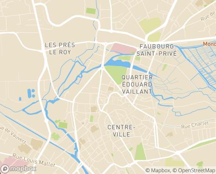 Localisation Atout'âge - 18000 - Bourges