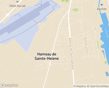 Localisation LADAPT Cher, IEM - 18570 - Trouy