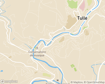 Localisation Age d'Or Services Tulle - 19000 - Tulle