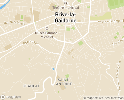 Localisation Senior Compagnie Brive - Sud Corrèze -  - Brive-la-Gaillarde