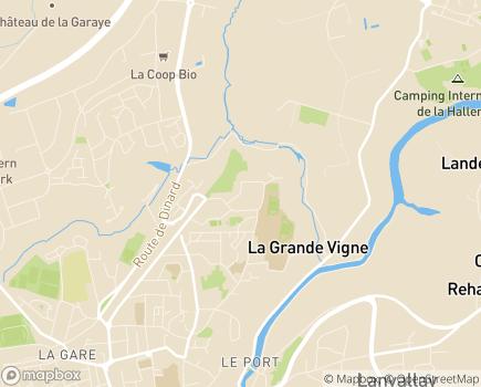 Localisation Association Résidence du Connetable - 22100 - Dinan
