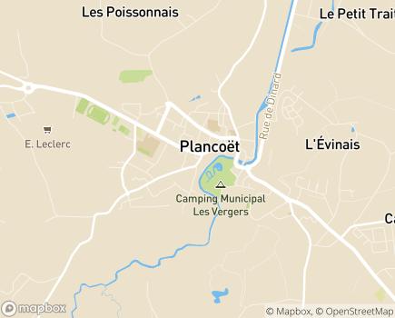 Localisation Clinique La Maison de Velleda SAS CLINEA - 22130 - Plancoët