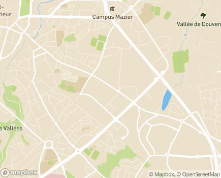 Localisation ARS Délégation Départementale des Côtes-d'Armor - 22021 - Saint-Brieuc