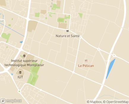 Localisation OMEÏS - 26000 - Valence