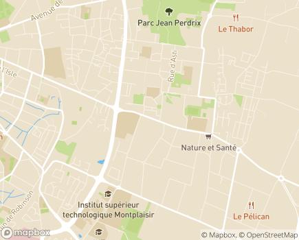 Localisation Destia - 26000 - Valence