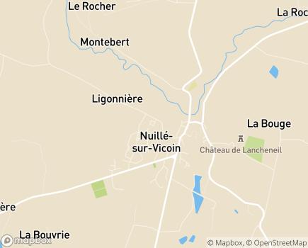 Localisation Communauté Providence - 27400 - Louviers