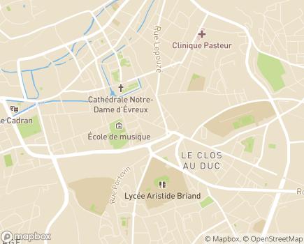 Localisation Azaé (Groupe A2micile) - 27000 - Évreux