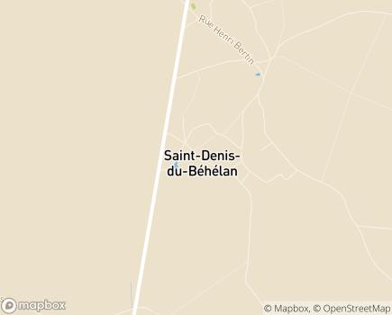 Localisation ADOM'AID - 27160 - Marbois