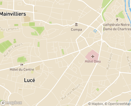 Localisation ADHAP - 28000 - Chartres