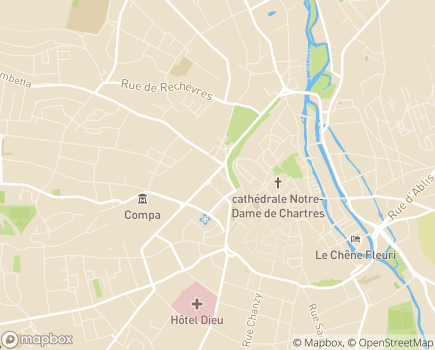 Localisation Vivaservices HB Services - 28000 - Chartres