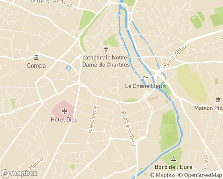Localisation Générale des Services Chartres - 28000 - Chartres