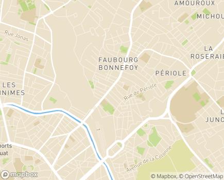 Localisation Résidence Conviviale St Louis - 31000 - Toulouse