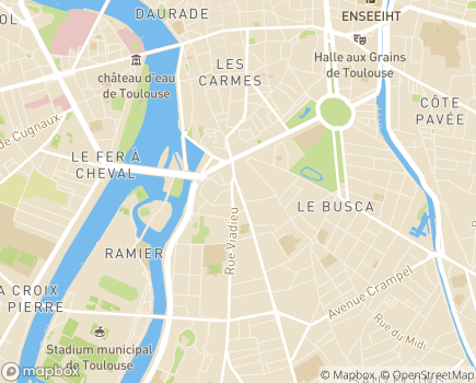 Localisation ONELA Agence de Toulouse - 31000 - Toulouse