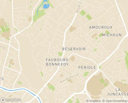 Localisation Apprentis d'Auteuil (Fondation Apprentis d'Auteuil) Maison des familles - 31500 - Toulouse