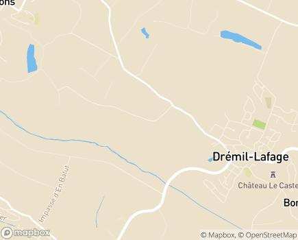 Localisation Institut Médico-Éducatif Autan Val Fleuri - 31280 - Mons
