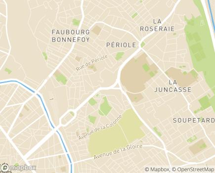 Localisation EHPAD Résidence Marengo Jolimont - 31500 - Toulouse