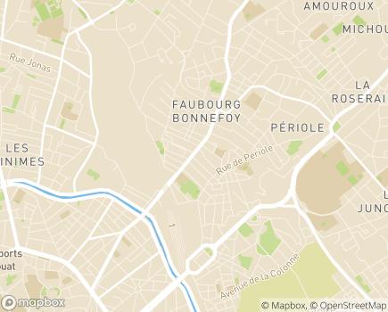 Localisation Résidence Autonomie Saint-Louis - 31500 - Toulouse