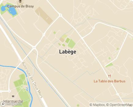 Localisation SADIR Assistance - 31000 - Toulouse