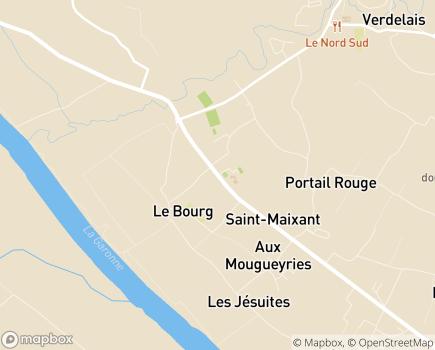 Localisation Aide Matérielle et Morale aux Personnes Agées et aux Familles - 33490 - Saint-Maixant