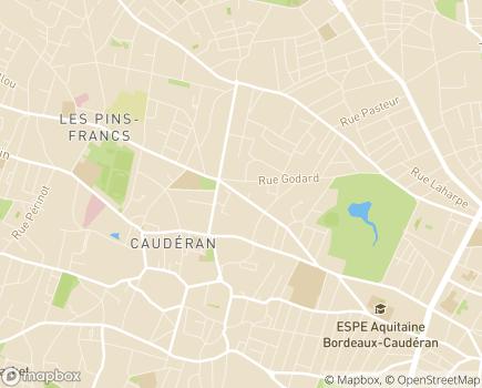 Localisation ASAP Domicile - 33200 - Bordeaux
