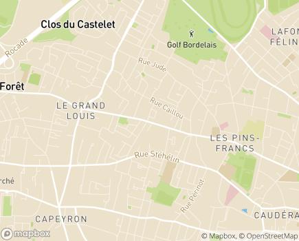 Localisation SARL Meynard Services - Générale des Services - 33000 - Bordeaux