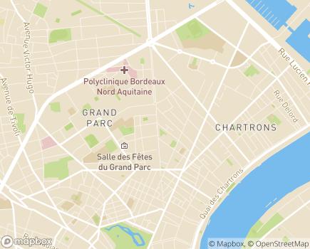Localisation Tout à Dom Services - 33300 - Bordeaux